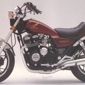CB 550SC NIGHTHAWK (PC09) 1983